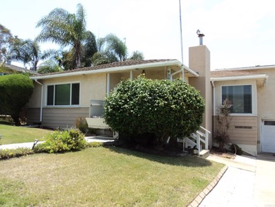 4341 Piedmont Drive, San Diego, CA 92107 - MLS#: PTP2105027