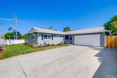 10408 El Nopal, Santee, CA 92071 - MLS#: PTP2105049