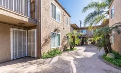 1472 Iris Avenue UNIT 17, Imperial Beach, CA 91932 - MLS#: PTP2105056