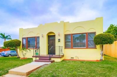 3704 Bancroft Street, San Diego, CA 92104 - MLS#: PTP2105261