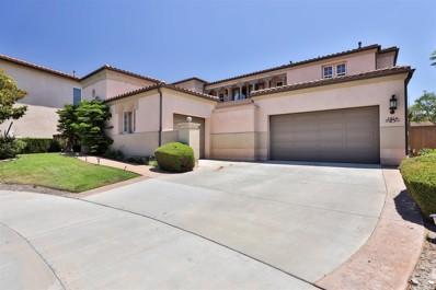 2824 Echo Ridge Place, Chula Vista, CA 91915 - MLS#: PTP2105523