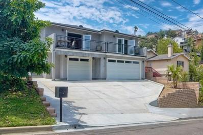 1412 Cuyamaca Ave, Spring Valley, CA 91977 - MLS#: PTP2105643
