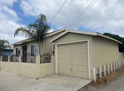 3827 52nd Street, San Diego, CA 92105 - MLS#: PTP2106033