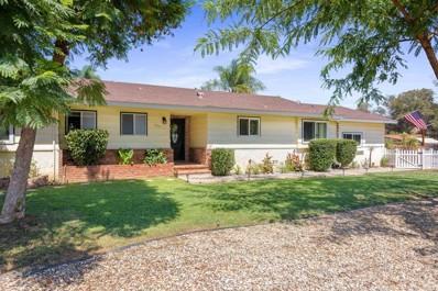 838 E 17th Avenue, Escondido, CA 92025 - MLS#: PTP2106154