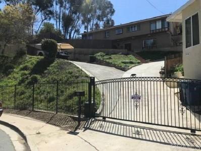 295 Eucalyptus Court, Chula Vista, CA 91910 - MLS#: PTP2106198