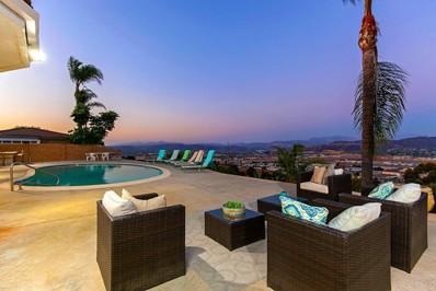 1419 Hacienda Drive, El Cajon, CA 92020 - MLS#: PTP2106306