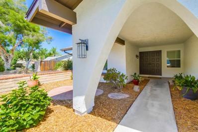 2085 Estela Drive, El Cajon, CA 92020 - MLS#: PTP2106311