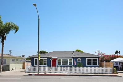 138 E Street, Chula Vista, CA 91910 - MLS#: PTP2106373