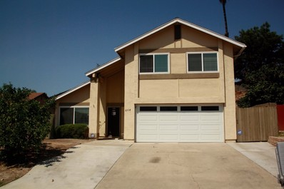 8334 Blossom Hill Drive, Lemon Grove, CA 91945 - MLS#: PTP2106530