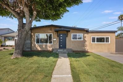 4718 Tonopah Avenue, San Diego, CA 92110 - MLS#: PTP2106547