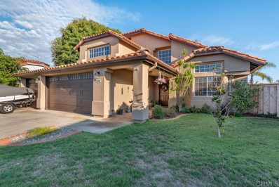895 Delgado Place, Escondido, CA 92025 - MLS#: PTP2106732