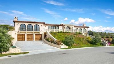 31990 Emerald View Drive, Rancho Palos Verdes, CA 90275 - MLS#: PV17070728