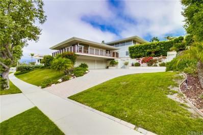 7206 Crest Road, Rancho Palos Verdes, CA 90275 - MLS#: PV17081405