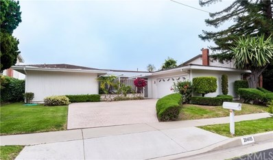28405 Trailriders Drive, Rancho Palos Verdes, CA 90275 - MLS#: PV17117007