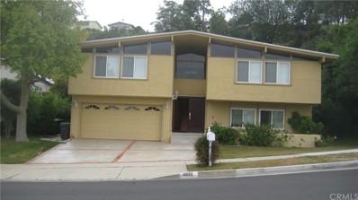 4892 Elkridge Drive, Rancho Palos Verdes, CA 90275 - MLS#: PV17119182