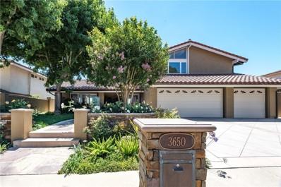 3650 Cliffsite Drive, Rancho Palos Verdes, CA 90275 - MLS#: PV17140496