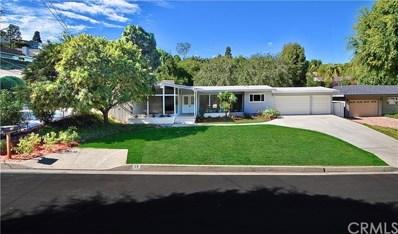 39 Shady Vista Road, Rolling Hills Estates, CA 90274 - MLS#: PV17148105