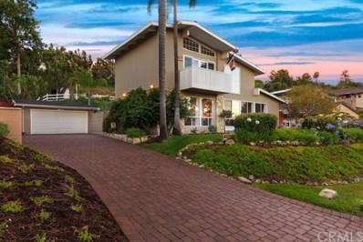 27705 Conestoga Drive, Rolling Hills Estates, CA 90274 - MLS#: PV17148174