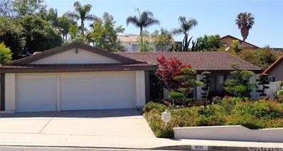 4031 Rousseau Lane, Palos Verdes Peninsula, CA 90274 - MLS#: PV17158921