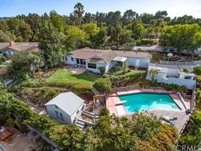 5 Mustang Road, Rancho Palos Verdes, CA 90275 - MLS#: PV17166779