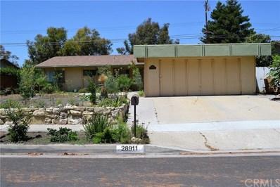 28911 Golden Meadow Drive, Rancho Palos Verdes, CA 90275 - MLS#: PV17169354