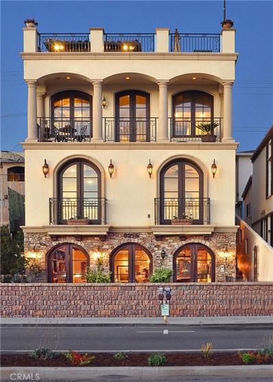 3216 Hermosa Avenue, Hermosa Beach, CA 90254 - MLS#: PV17172603