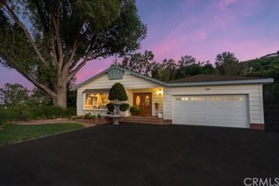 5 Bronco Drive, Rancho Palos Verdes, CA 90275 - MLS#: PV17174640