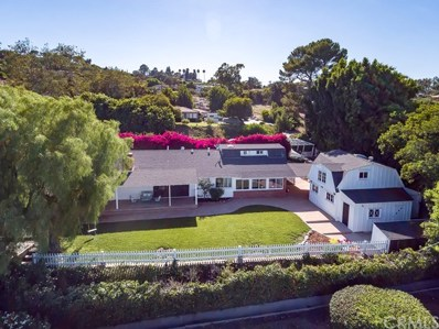 29077 Palos Verdes Drive E, Rancho Palos Verdes, CA 90275 - MLS#: PV17203704