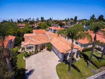 37 Via Malona, Rancho Palos Verdes, CA 90275 - MLS#: PV17218052