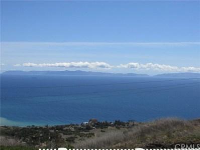 15 Amber Sky Drive, Rancho Palos Verdes, CA 90275 - MLS#: PV17240282