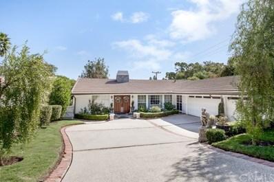 6 Dapplegray Lane, Rolling Hills Estates, CA 90274 - MLS#: PV17257298