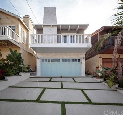 1636 Morgan Lane, Redondo Beach, CA 90278 - MLS#: PV17259230