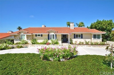 441 Via Media, Palos Verdes Estates, CA 90274 - MLS#: PV17272204