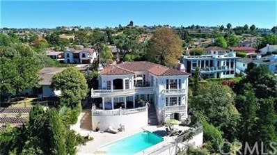 3013 Via Victoria, Palos Verdes Estates, CA 90274 - MLS#: PV18004584