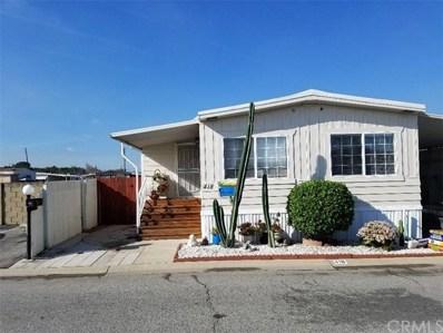 1065 Lomita Boulevard UNIT 418, Harbor City, CA 90710 - MLS#: PV18007139