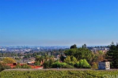 2262 Sunnyside Ridge Road, Rancho Palos Verdes, CA 90275 - MLS#: PV18011733