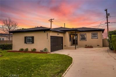 2531 Highcliff Drive, Torrance, CA 90505 - MLS#: PV18016725