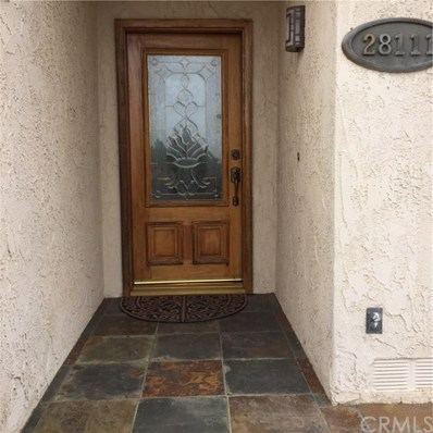 28111 Ridgethorne Court UNIT 42, Rancho Palos Verdes, CA 90275 - MLS#: PV18032360