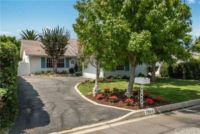 2845 Via De La Guerra, Palos Verdes Estates, CA 90274 - MLS#: PV18033903