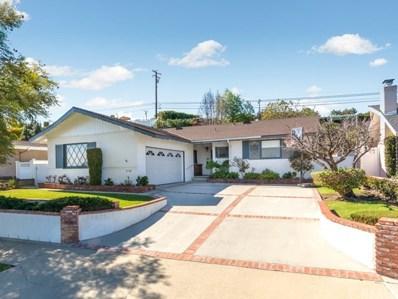 2142 Santa Rena Drive, Rancho Palos Verdes, CA 90275 - MLS#: PV18037589