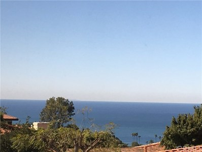 1560 Via Leon, Palos Verdes Estates, CA 90274 - MLS#: PV18039200