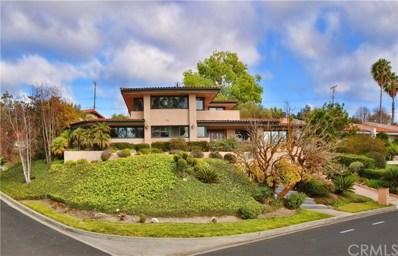 1432 Via Coronel, Palos Verdes Estates, CA 90274 - MLS#: PV18041666
