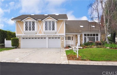 8 Arrowhead Lane, Rolling Hills Estates, CA 90274 - MLS#: PV18046943