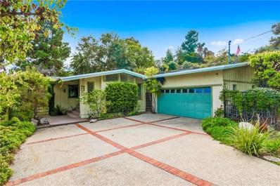 10 Gaucho Drive, Rolling Hills Estates, CA 90274 - MLS#: PV18049816