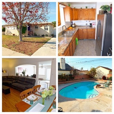 6333 Candor Street, Lakewood, CA 90713 - MLS#: PV18055221