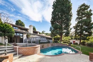 2842 Via Victoria, Palos Verdes Estates, CA 90274 - MLS#: PV18057368