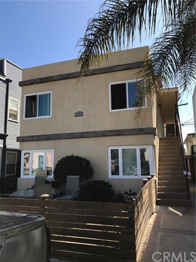 44 Corona Avenue UNIT 4, Long Beach, CA 90803 - MLS#: PV18069181