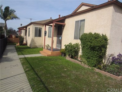 1649 W 166th Street, Gardena, CA 90247 - MLS#: PV18072675