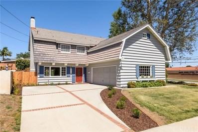 2105 Redondela Drive, Rancho Palos Verdes, CA 90275 - MLS#: PV18078126