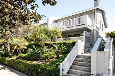 606 N Guadalupe Avenue UNIT F, Redondo Beach, CA 90277 - MLS#: PV18085371